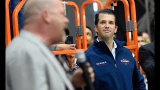 Trump Jr Admits He Met with Russians, Trumpists STILL Don't Believe It