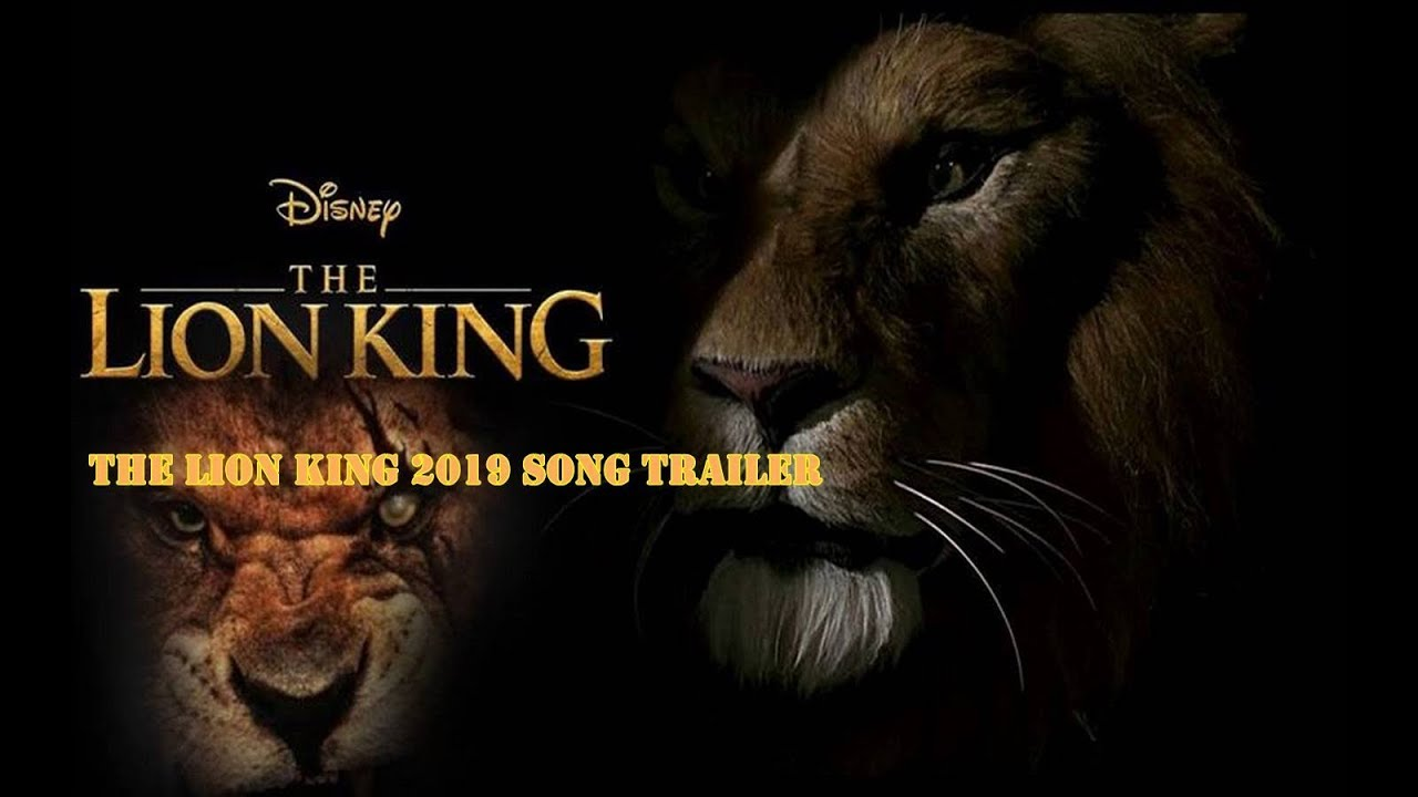 The Lion King 2019 Song Trailer Full Movie HD - YouTube