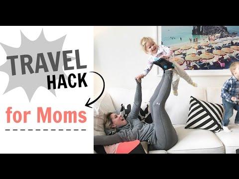 GENIUS TRAVEL HACK for Moms