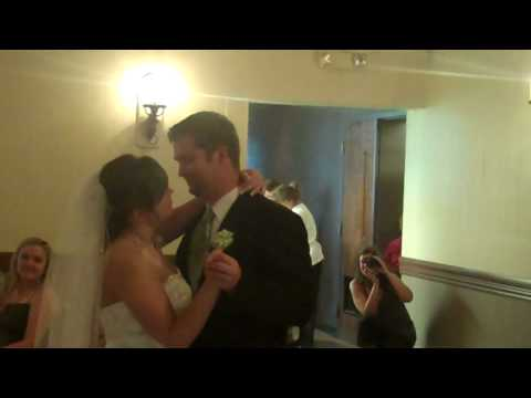 First Dance - Kyle and Christine Ford - 19 June 10