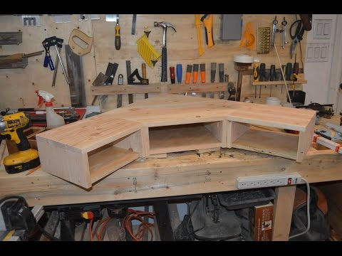 Thumbnail: How to make a Pallet Wood Monitor Desk Riser with Drawers - Part 1
