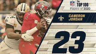#23: Cameron Jordan (DE, Saints) | Top 100 NFL Players of 2020