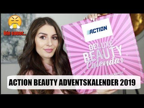 OH MAN, ACTION 😩  ACTIONBEAUTY Billig Adventskalender 2019