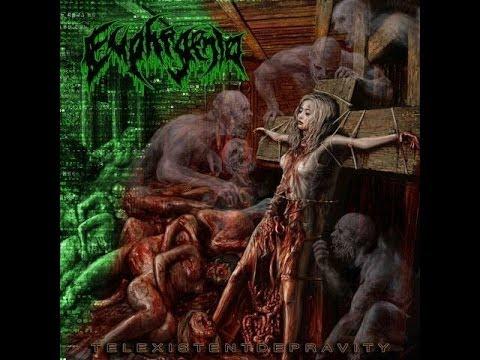 Review - Euphegenia - Telexistent Depravity EP - NSE Records - Dani Zed