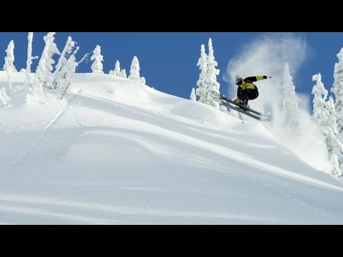 Keep Your Tips Up Canadian Backcountry