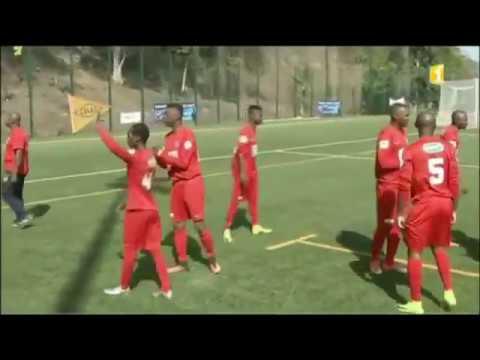 Coupe De France Régionale Mayotte: Fcm # Diables Noirs De Combani