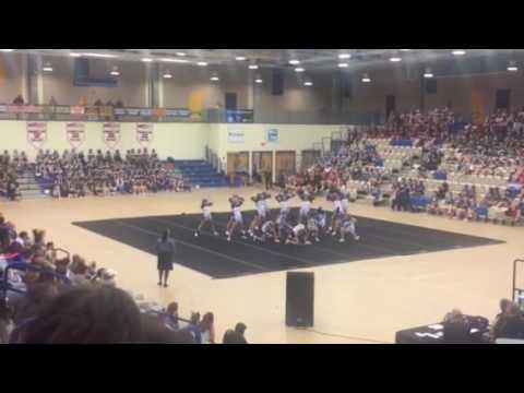 Chesapeake High School Cheer 2016