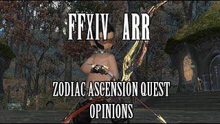 FFXIV ARR: Yoichi Bow Complete! My Opinions On Latest Zodiac Quest
