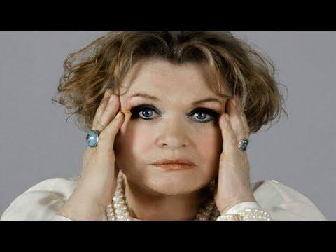Молчит, как и Заворотнюк: Валентина Талызина отказалась комментировать свое состояние!