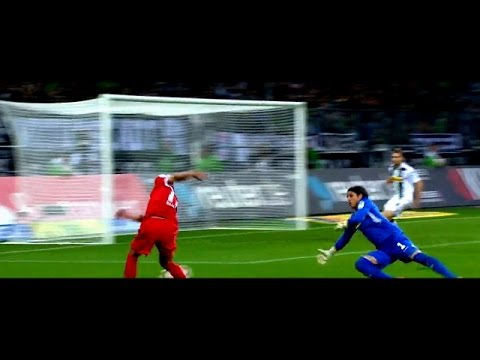 Yann Sommer - Number One 2014/15 | ᴴᴰ