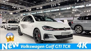 Volkswagen Golf GTI TCR 2019 - FIRST exclusive quick look in 4K