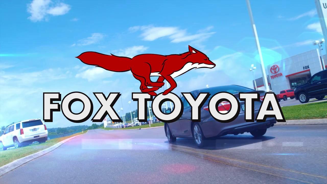 Fox Toyota Service Department Walk Through   Clinton, TN Serving Knoxville  Area