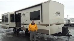 NEW 2016 Cedar Creek Cottage 40CRS | Indiana RV Dealer