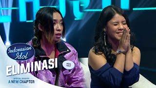 Rimar & Kezia lebih tangguh dibanding Annisa Malam Ini - Eliminasi 3 - Indonesian Idol 2021