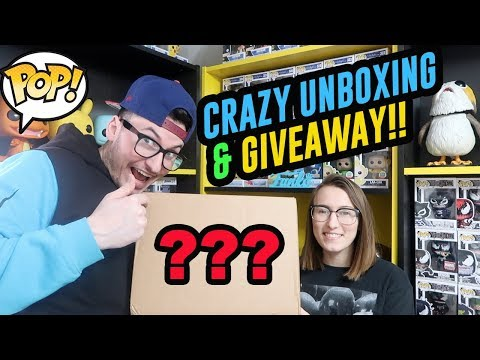 Unboxing An AMAZING Package From Fair Game Toy Store - TWO GIVEAWAYS!!!