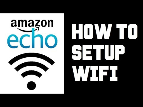 how to connect echo dot to wifi