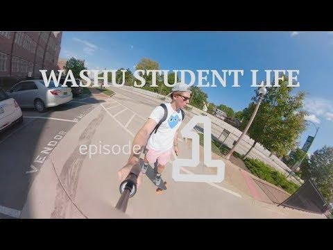 my FAVORITE day of the week [ Washington University in St Louis (washu) student life VLOG ]