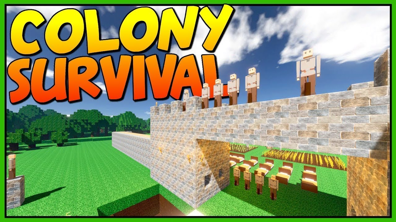 Colony survival download free multiplayer