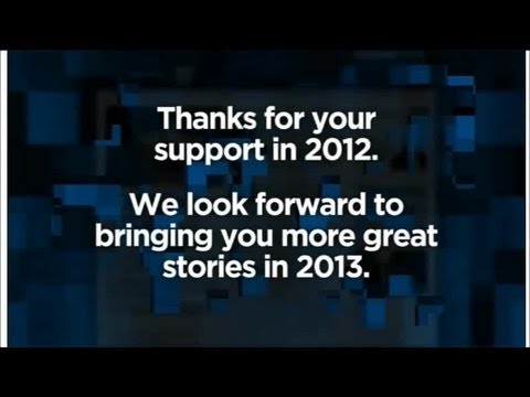 ABC News 24 - 2012 'Year in Review' and Sydney Fireworks Coverage (31/12/2012)