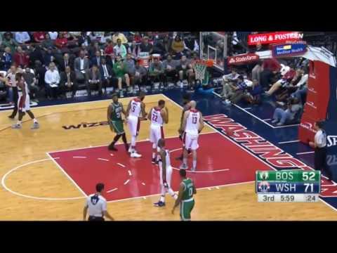 Boston Celtics vs Washington Wizards - Full Game Highlights | November 9, 2016-17 NBA Season