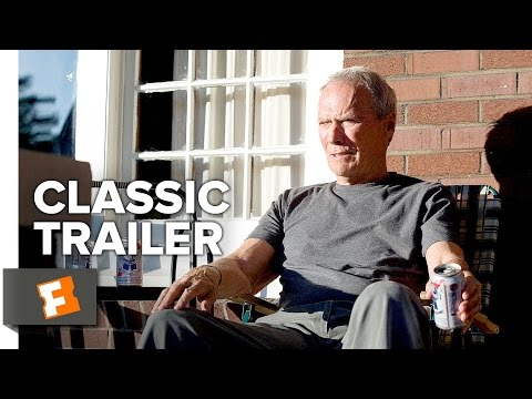 Gran Torino 2008    Clint Eastwood, Bee Vang Drama Movie HD