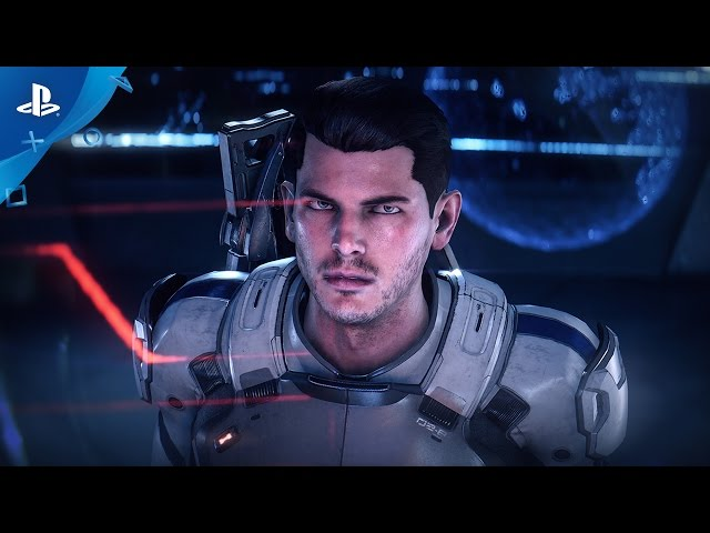 Mass Effect: Andromeda - Official Launch Trailer   PS4