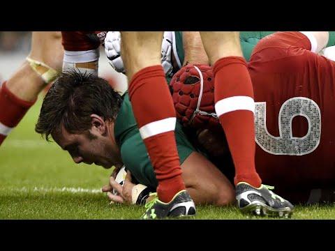 Ireland V Canada - Full Match Highlights & Tries