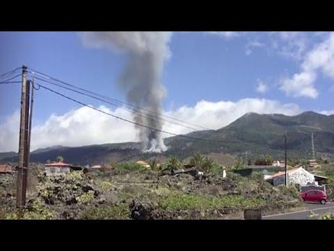إسبانيا: عمليات إجلاء في جزيرة لا بالما بعد تحذير من خطر ثوران بركان…  - نشر قبل 51 دقيقة