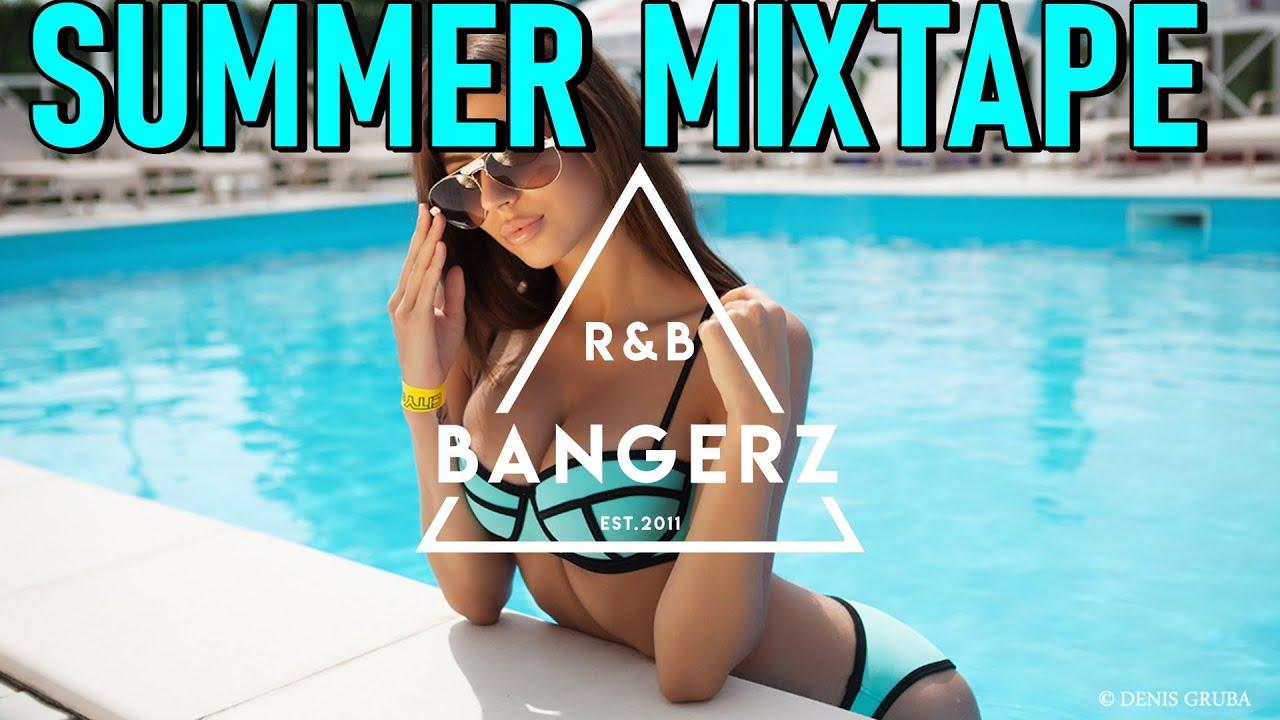 🌴 ☀️ NEW R&B SUMMER TROPICAL MIXTAPE 2020 🌊 | R&B CLUB & Hip-Hop HITS