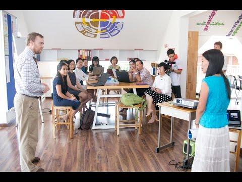 IB job-alike for Vietnamese teachers at European International School Ho Chi Minh City