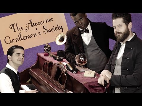 My Name Is / Who Am I - Mash Up - The Awesome Gentlemen's Society (Eminem / Snoop Dog Cover)