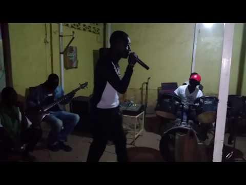 Kakamba *from*Niger musical group.