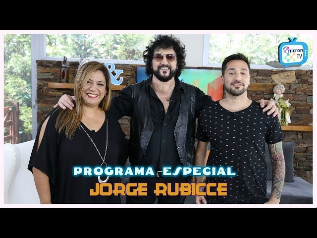 NICRON TV Especial Jorge Rubicce