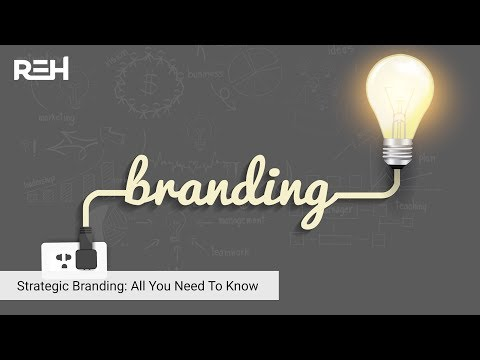 Strategic Branding - All You Need To Know