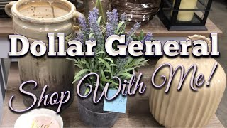 DOLLAR GENERAL | Shop With Me | NEW HOME DECOR | July 20, 2019