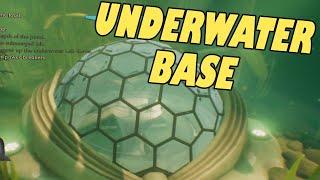 GROUNDED SECRET UNDERWATER BASE!   GROUNDED UPDATE   GROUNDED BASES   NEVER BEFORE SEEN!