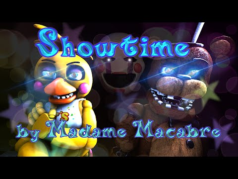 "SFM| Duet Of Justice |""Showtime"" FNAF 2 song by Madame Macabre"