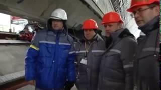 Министр экологии посетил площадку ЧАЭС(13 ноября Министр экологии и природных ресурсов Украины посетил промплощадку ГСП ЧАЭС, и принял участие..., 2016-11-16T12:36:18.000Z)