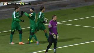 Se Hammarby krossa Assyriska med 8-1 - TV4 Sport