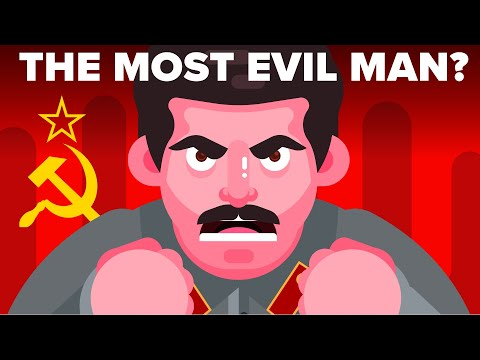 Most Evil Man - Joseph Stalin
