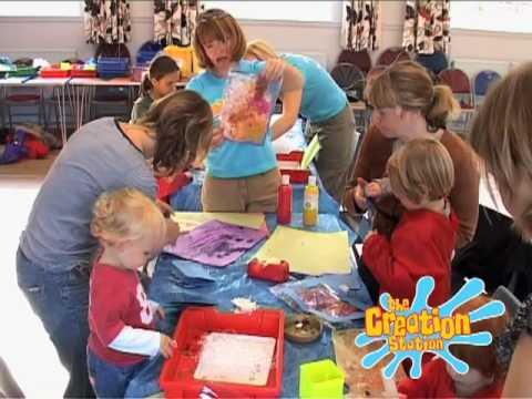 The Creation Station Baby, Toddler & Preschool Children Class
