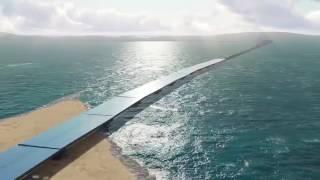 "Началась ""надвижка"" пролётов Керченский Моста над акваторией пролива"