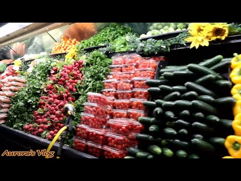 Gold Canyon, Arizona Cost of Living Grocery Shopping at in Upscale Community ~ Aurora's Vlog