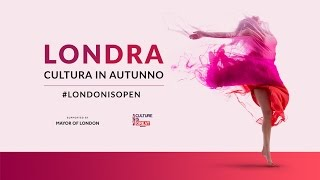 Londra: Cultura In Autunno 2016