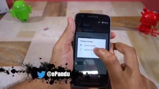 Moto E3 Power: Move Apps to SD Card