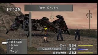 Final Fantasy viii ( Türkçe ) bölüm 6: Kaçış