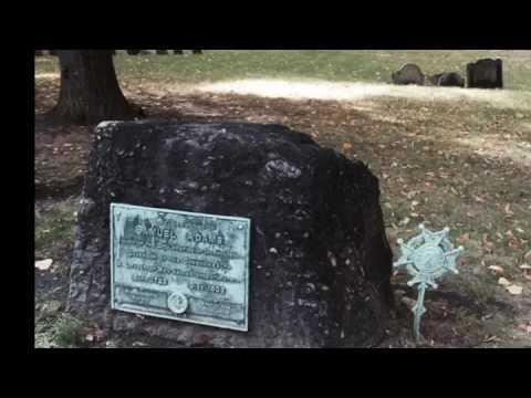 Granary Burial Ground: Boston, Massachusetts