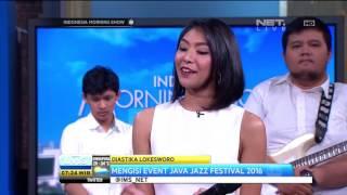 Diastika Lokesworo, Penyanyi Jazz Pendatang Baru