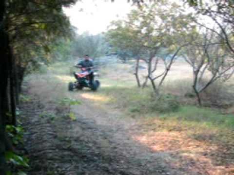 150cc ATV india adventurewheels.avi
