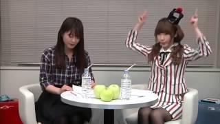 内田彩 1stLIVE 決定記念特番 ニコニコ生放送1/4.